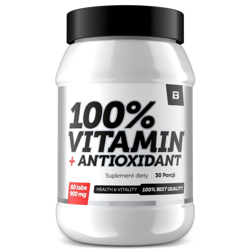 BLADE SERIES 100% Vitamin+Antioxidant 60tabs