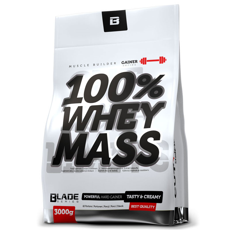 BLADE SERIES 100% Whey Mass 1500g
