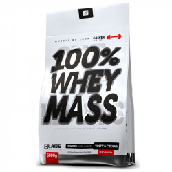 BLADE SERIES 100% Whey Mass 6000g