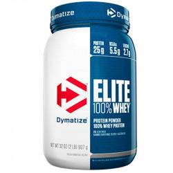 DYMATIZE Elite 100% Whey 907g