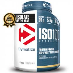 DYMATIZE Iso 100 Hydrolyzed 2200g