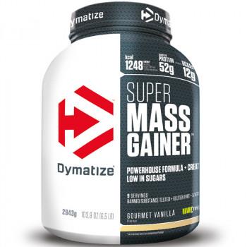 DYMATIZE Super Mass Gainer 2943g