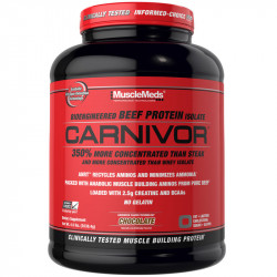 MuscleMeds Carnivor Beef Protein 1960g