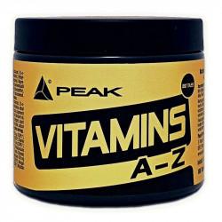 PEAK Vitamins A-Z 180tabs