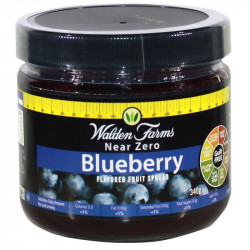 WALDEN FARMS Blueberry Fruit Spread 340g Dżem Jagodowy