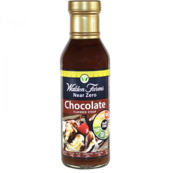 WALDEN FARMS Chocolate Syrup 355ml Syrop Czekoladowy