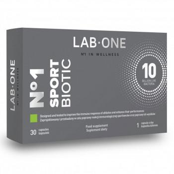 LAB ONE N°1 Sport Biotic 30caps