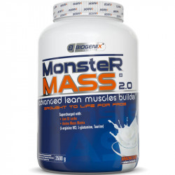 Biogenix monxzter mass