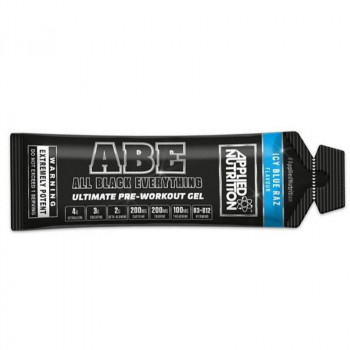 APPLIED NUTRITION ABE Ultimate Pre-Workout Gel 60g ZEL ENERGETYCZNY Z KOFEINA