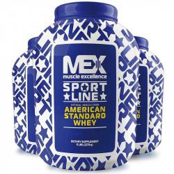 MEX American Standard Whey 2270g