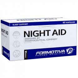 FORMOTIVA Night Aid 60caps