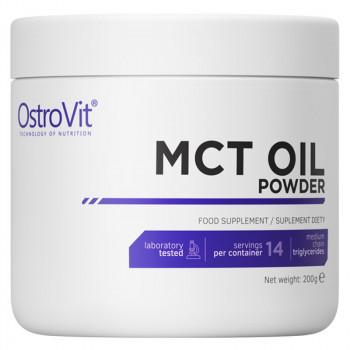 OSTROVIT Supreme Pure Mct Oil Powder 200g