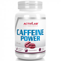 ACTIVLAB Caffeine Power 60caps