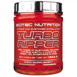 SCITEC Turbo Ripper 200caps