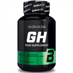 Biotech USA Gh Hormone Regulator 120caps