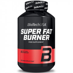 Biotech USA Super Fat Burner 120tabs