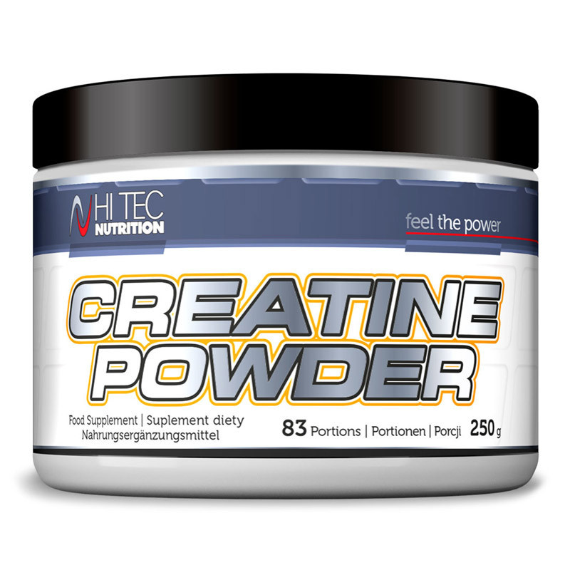 Hi Tec Creatine Powder 250g