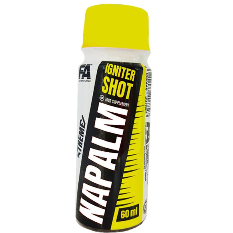FA Xtreme Napalm Igniter Shot Nowa Formuła 60ml