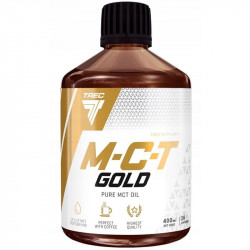 TREC M-C-T Gold 400ml OLEJ MCT