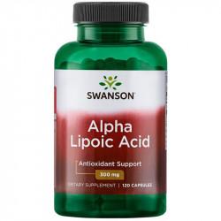 SWANSON High Potency Alpha Lipoic Acid 600mg 60caps