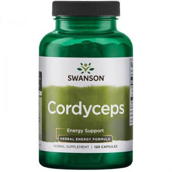 SWANSON Cordyceps 600mg 120caps