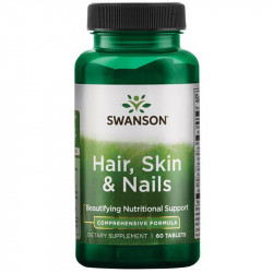 SWANSON Hair, Skin&Nails 60tabs