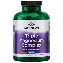 SWANSON Triple Magnesium Complex 100caps