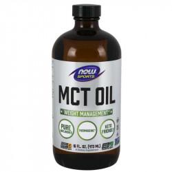 NOW MCT Oil 473ml OLEJ