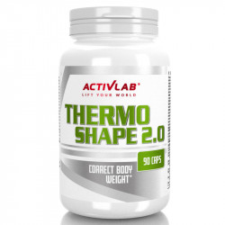 ACTIVLAB Thermo Shape 2.0 90caps