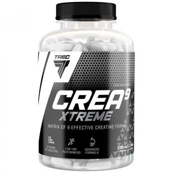 TREC Crea9 Xtreme 120caps