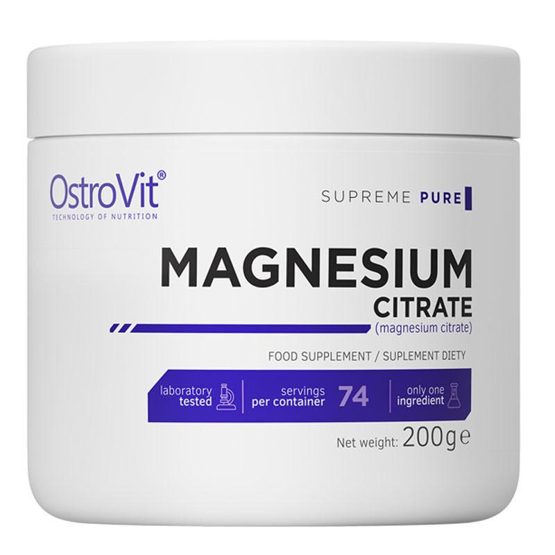 OSTROVIT Supreme Pure Magnesium Citrate 200g
