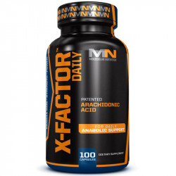 MOLECULAR NUTRITION X-Factory Daily 100caps