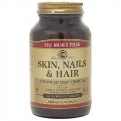 SOLGAR Skin, Nails&Hair 120tabs