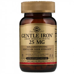 SOLGAR Gentle Iron 25mg...