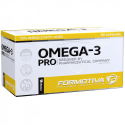 FORMOTIVA Omega-3 Pro 60caps