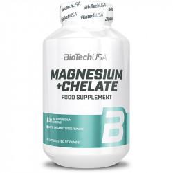 Biotech USA Magnesium+Chelate 60caps
