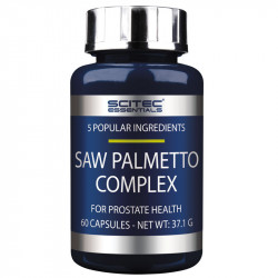 SCITEC Saw Palmetto Complex 60caps
