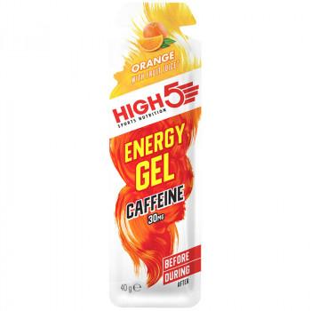 HIGH5 Energy Gel Caffeine 30mg 40g ZEL ENERGETYCZNY Z KOFEINA