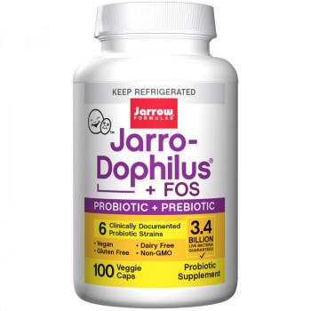 JARROW FORMULAS Jarro-Dophilus+FOS 100vegcaps