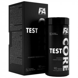 FA Test Core 90tabs