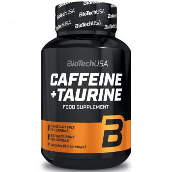Biotech USA Caffeine+Taurine 60caps
