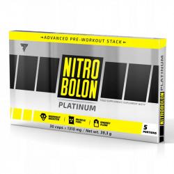 TREC Nitrobolon Platinum 120caps