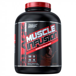 NUTREX Muscle Infusion Black 2268g