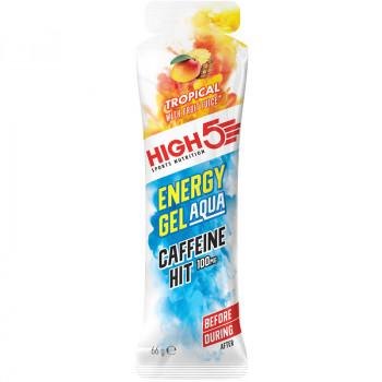 HIGH5 Energy Gel Aqua Caffeine Hit 66g ZEL ENERGETYCZNY Z KOFEINA