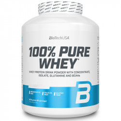 Biotech USA 100% Pure Whey...
