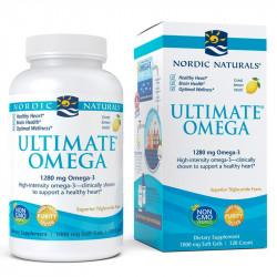 NORDIC NATURALS Ultimate Omega 60caps