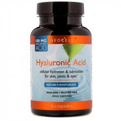 NEOCELL Hyaluronic Acid 60caps