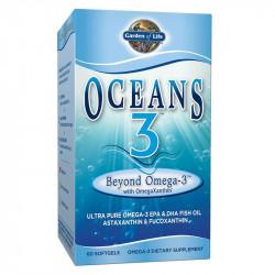 GARDEN OF LIFE Oceans 3 60caps