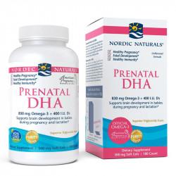 NORDIC NATURALS Prenatal Dha 180caps