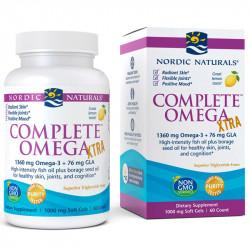 NORDIC NATURALS Complete Omega Xtra 60caps
